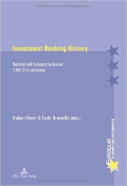 Investment Banking History