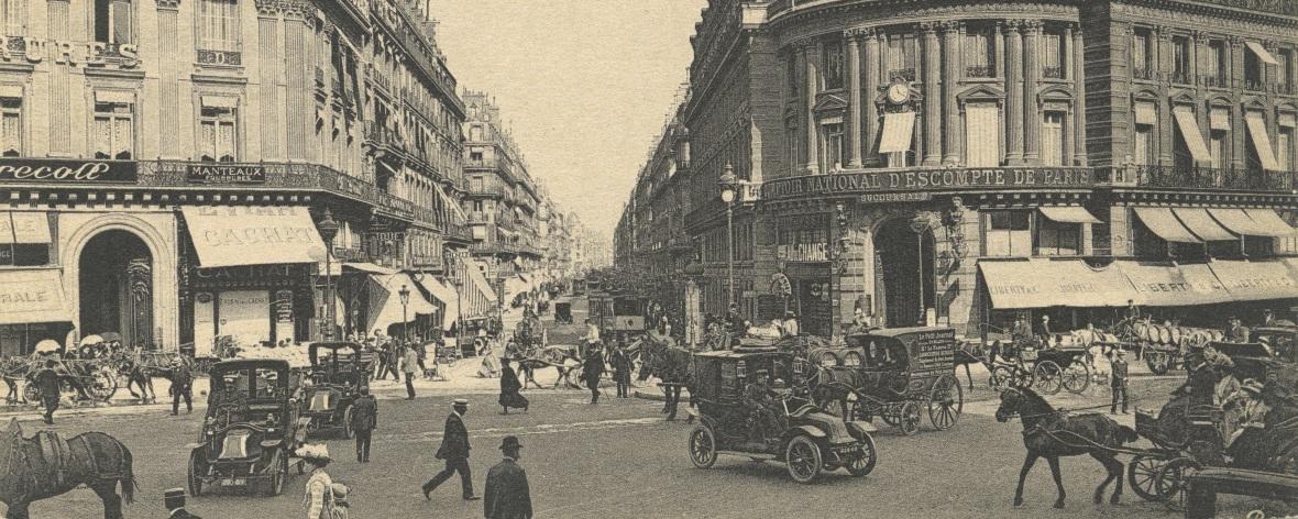 Association histoire BNP Paribas - 32 avenue de l'Opéra