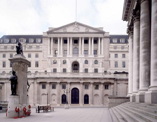 Banque d'Angleterre-bâtiment