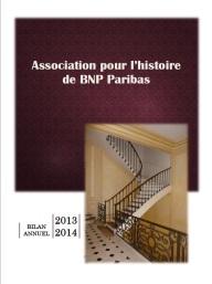 Couverture bulletin annuel 2013-2014